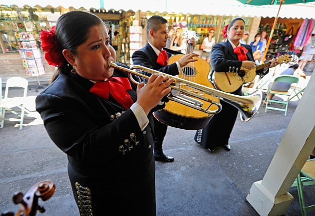 What's next Mariachi Bands on NJ School Buses?