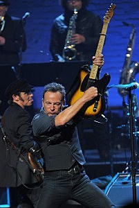 "Vote for your favorite Bruce Songs on a ""proud to be New Jersey"" Weekend!"