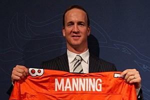 Denver Broncos Introduce Peyton Manning
