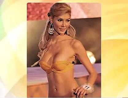 Transgender Miss Universe Contestant Jenna Tuluckova