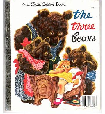 the three bears gif