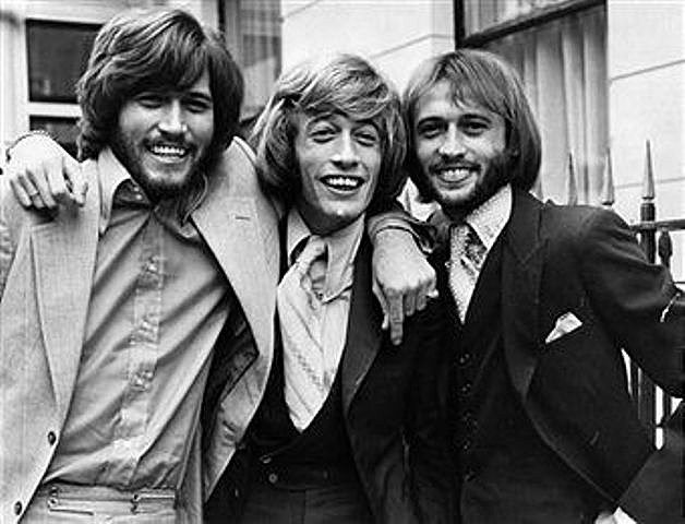 The Bee Gees by Sydney O'Meara / Getty Images