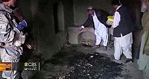 Afghanistan attacks (CBS/ Associated Press Video)