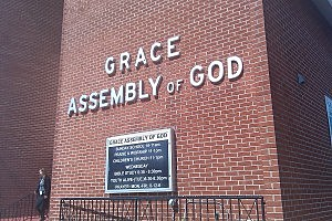 Grace Assembly of God Church, Atlantic City