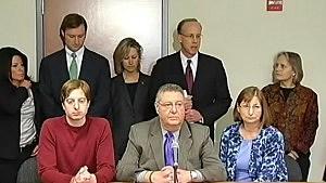 Clementi family, lawyers & prosecution