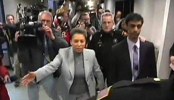 Dharum Ravi leaves courtroom following verdict