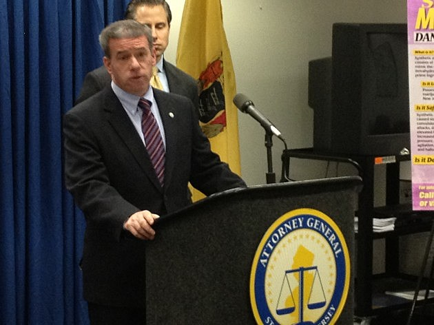 Attorney General Jeff Chiesa