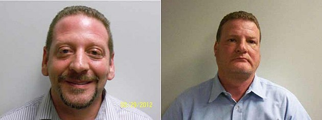 Phillip Swanger (L) & Robert Broschart
