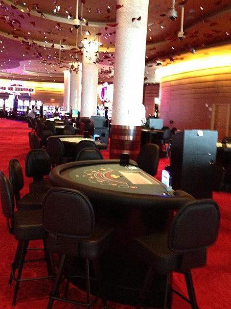 Revel casino floor
