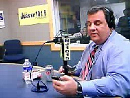 Christie Uses RadioPup (Staff Image)