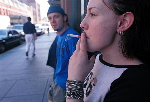 Young Smokers