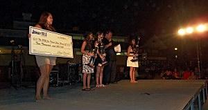 2011 Talent Show winners