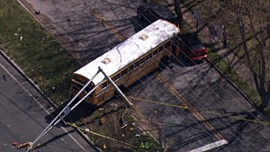 Toms River school bus crash