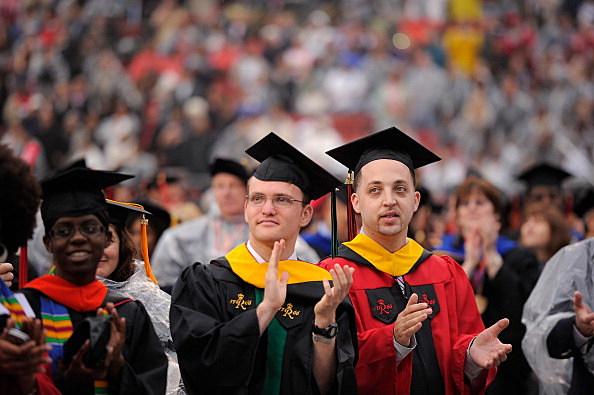 Rutgers University Commencement