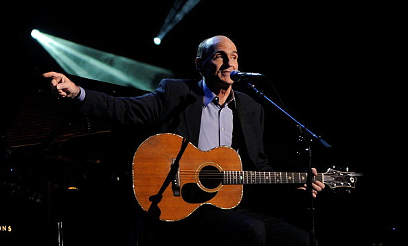 James Taylor - Photo By Larry Busacca / Getty Images