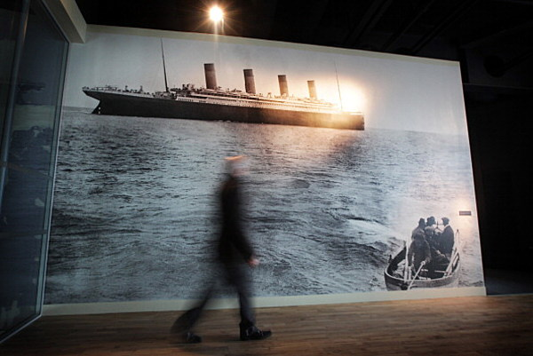 Officials Human Remains At Titanic Shipwreck Site