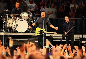 Bruce Springsteen & The E Street Band In Concert