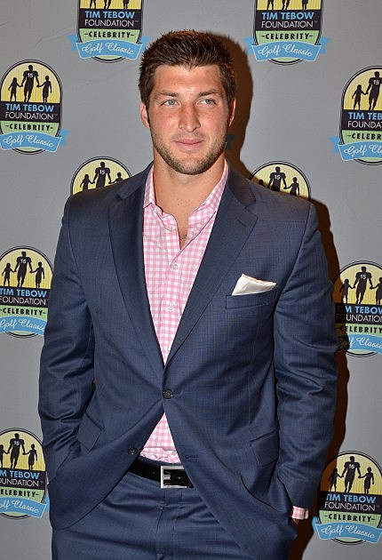 Tim Tebow Most Influential