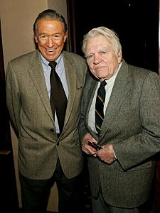 Mike Wallace & Andy Rooney