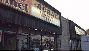 ACRAT tobacco shop