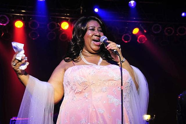 Aretha Franklin performs for @Ross 08 Series Benefiting Ross School's Programs and Scholarships at Ross School on August 23, 2008 in East Hampton, New York