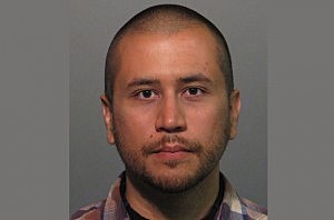 George Zimmerman booking