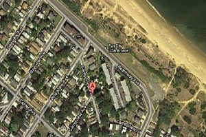Campview Place in Keansburg (Google Maps)