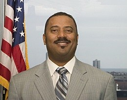 Atlantic City Mayor Lorenzo Langford