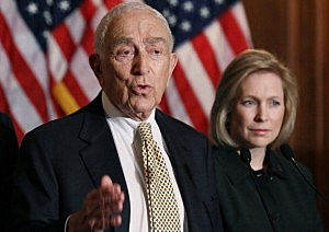 U.S. Senator Frank Lautenberg (D-NJ)