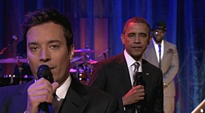 President Obama on Late Night with Jimmy Fallon