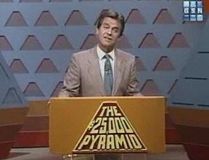Dick Clark on $25,000 Pyramid