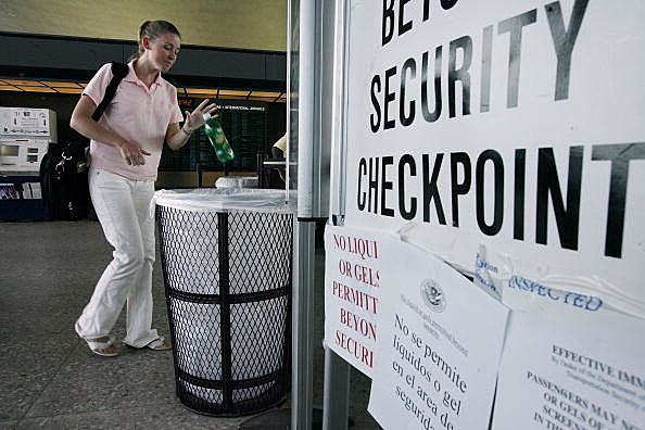 U.S. Raises Air Security Alert To Red For The First Time