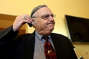 Justice Dept. Will File Suit Against Ariz. Sherriff Joe Arpaio( Getty Images)