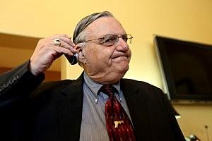 Justice Dept. Will File Suit Against Ariz. Sherriff Joe Arpaio( Getty Images)