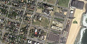 Second Avenue Apartment in Asbury Park Where Ronald Chisolm was found dead (Google Maps)