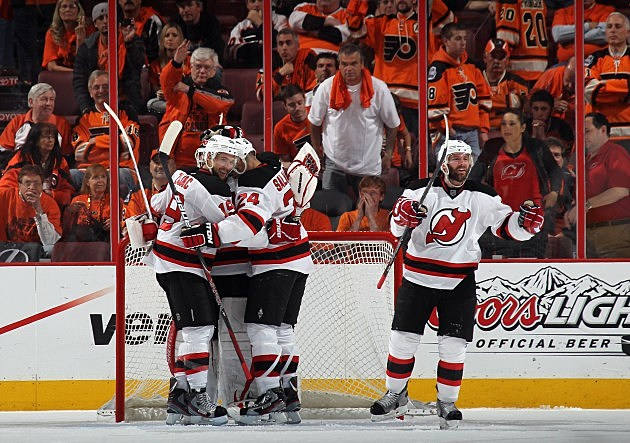 New Jersey Devils advance to Conference Finals