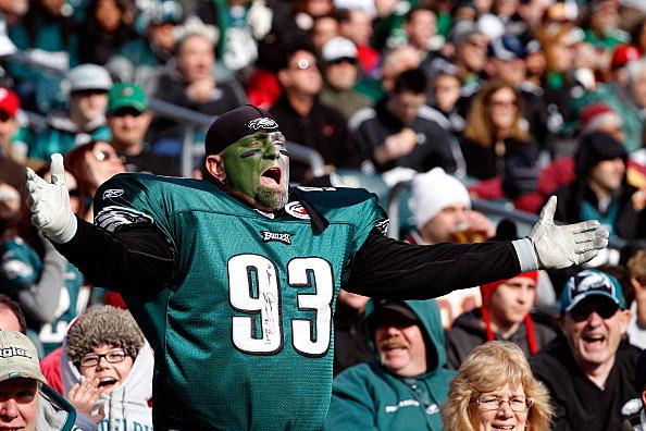 Philadelphia Eagles Die-Hard Fan