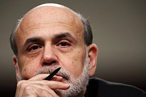 Federal Reserve Board Chairman Ben Bernanke testifies before the Joint Economic Committee