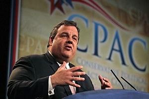 NJ Governor Chris Christie