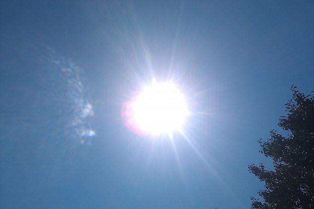 Sun, heat wave