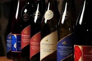 Unionville Wine Bottles