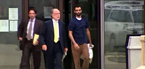 Dharun Ravi release from Middlesex County Jail