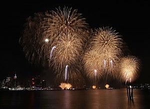 NJ Fireworks Guide July Fourth