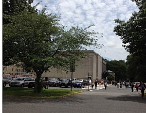 Monmouth County Courthouse evacuation