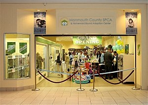 Monmouth County SPCA at Freehold Raceway Mall