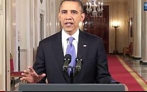 President Obama speaks on healthcare decision