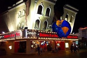 Ripley's Believe It Or Not! in Atlantic City (Facebook.com)