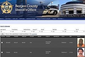 Bergen County's Facecrook (Screenshot)