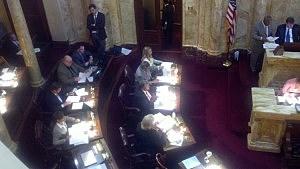 State House Senate Chamber