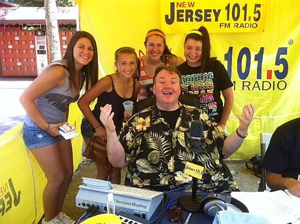 Big Joe Henry at Six Flags Great Adventure's Brew Ha-Ha